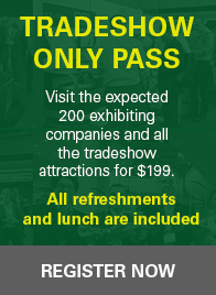 Tradeshow Only Pass