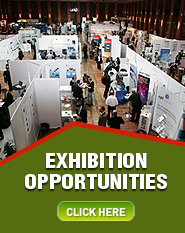 Exhibition Opportunities Still Available